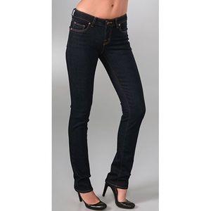 J Brand Bombshell Cigarette Jeans size 24